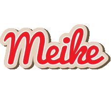 Meike chocolate logo