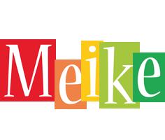 Meike colors logo