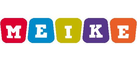 Meike daycare logo