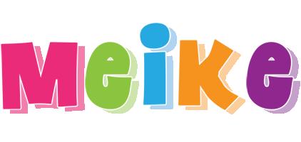Meike friday logo