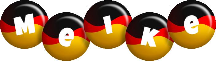 Meike german logo
