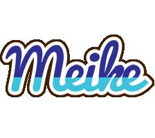 Meike raining logo