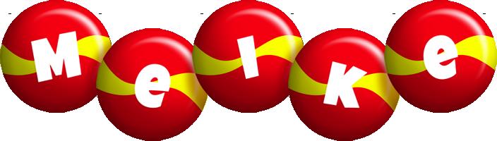 Meike spain logo