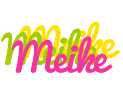 Meike sweets logo