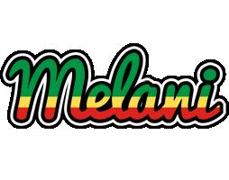 Melani african logo