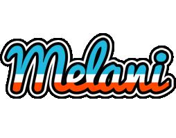 Melani america logo