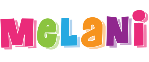 Melani friday logo