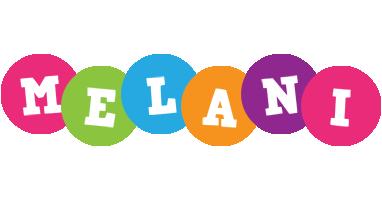 Melani friends logo