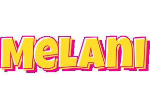 Melani kaboom logo