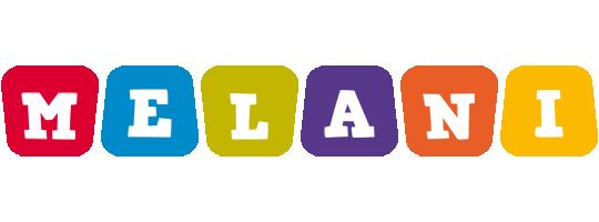 Melani kiddo logo