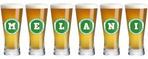 Melani lager logo
