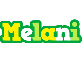 Melani soccer logo
