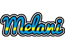 Melani sweden logo