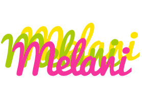Melani sweets logo