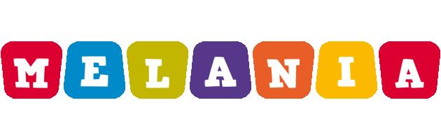 Melania daycare logo