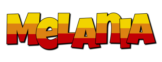 Melania jungle logo