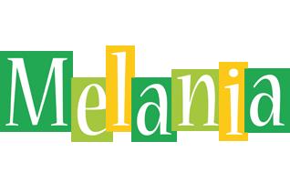 Melania lemonade logo