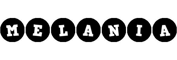 Melania tools logo