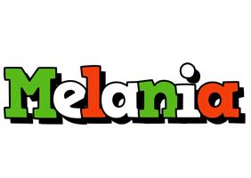 Melania venezia logo