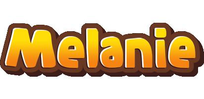 Melanie cookies logo
