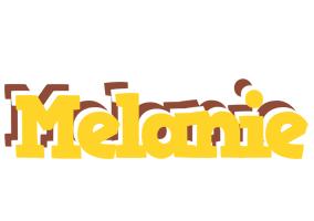 Melanie hotcup logo