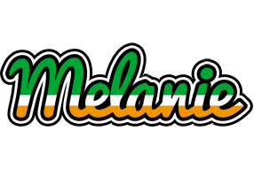 Melanie ireland logo