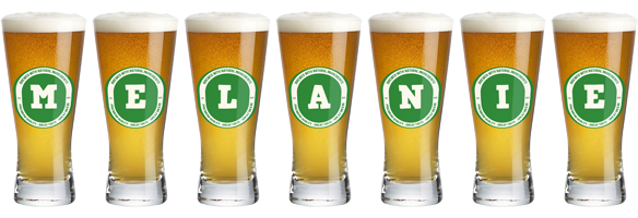 Melanie lager logo