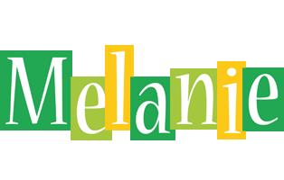 Melanie lemonade logo