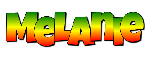 Melanie mango logo
