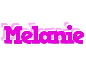 Melanie rumba logo