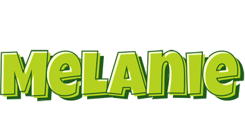 Melanie summer logo