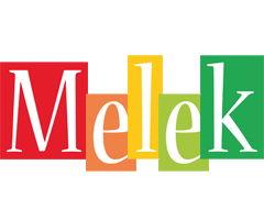 Melek colors logo