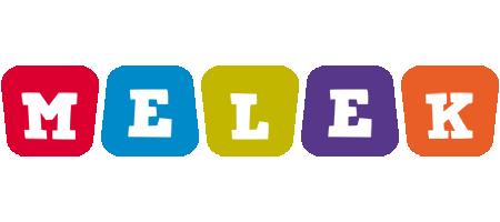 Melek kiddo logo