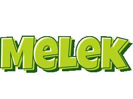 Melek summer logo