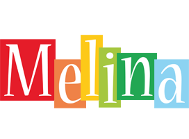 Melina colors logo