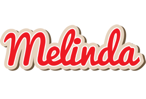 Melinda chocolate logo