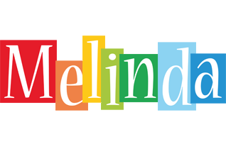 Melinda colors logo