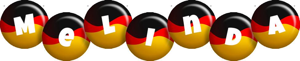 Melinda german logo
