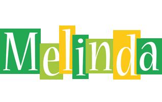 Melinda lemonade logo