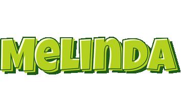 Melinda summer logo