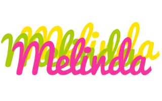 Melinda sweets logo