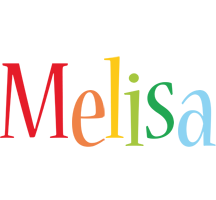 Melisa birthday logo