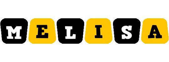 Melisa boots logo