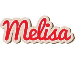 Melisa chocolate logo