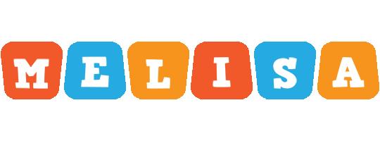 Melisa comics logo