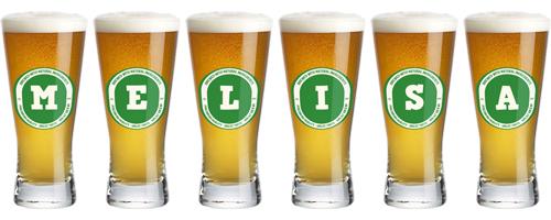 Melisa lager logo