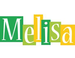 Melisa lemonade logo