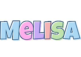 Melisa pastel logo
