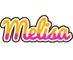 Melisa smoothie logo