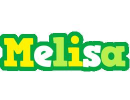 Melisa soccer logo